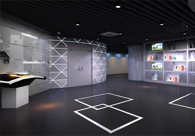多媒体互动展项开发定制-环幕球幕、多点触控、体感交互、幻影全息等各类互动多媒体展项设计和集成服务。